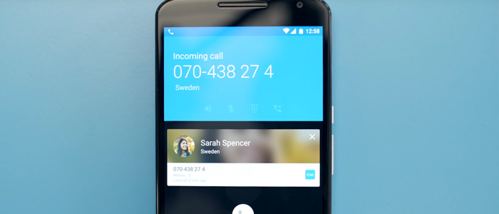 Truecaller - aplikácia na odhalenie neznámeho čísla